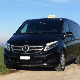 Larger taxi - Ennetsee Taxi GmbH - Zug and surrounding area